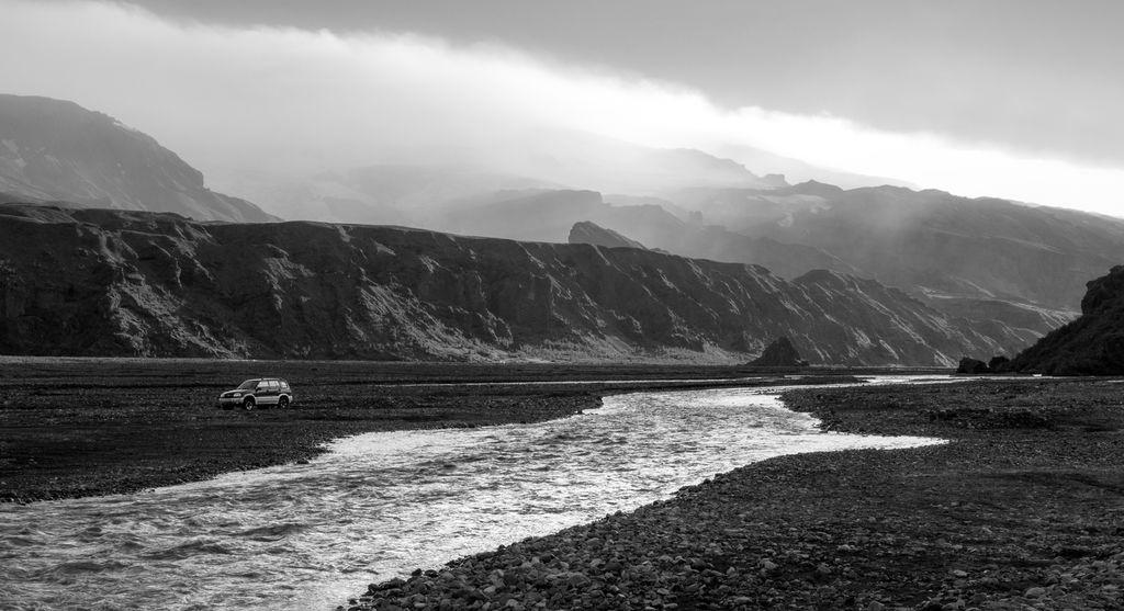 trek islande landmannalaugar